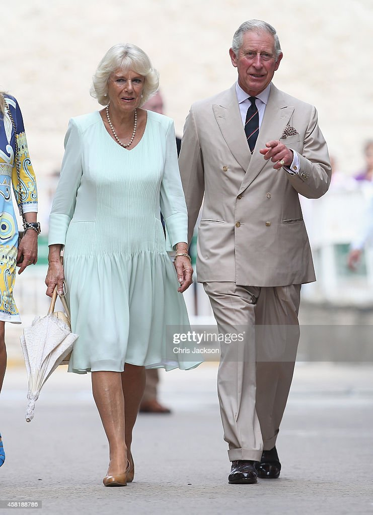 Prince Charles, Prince Of Wales And Camilla, Duchess Of Cornwall Visit Colombia - Day 4 : News Photo
