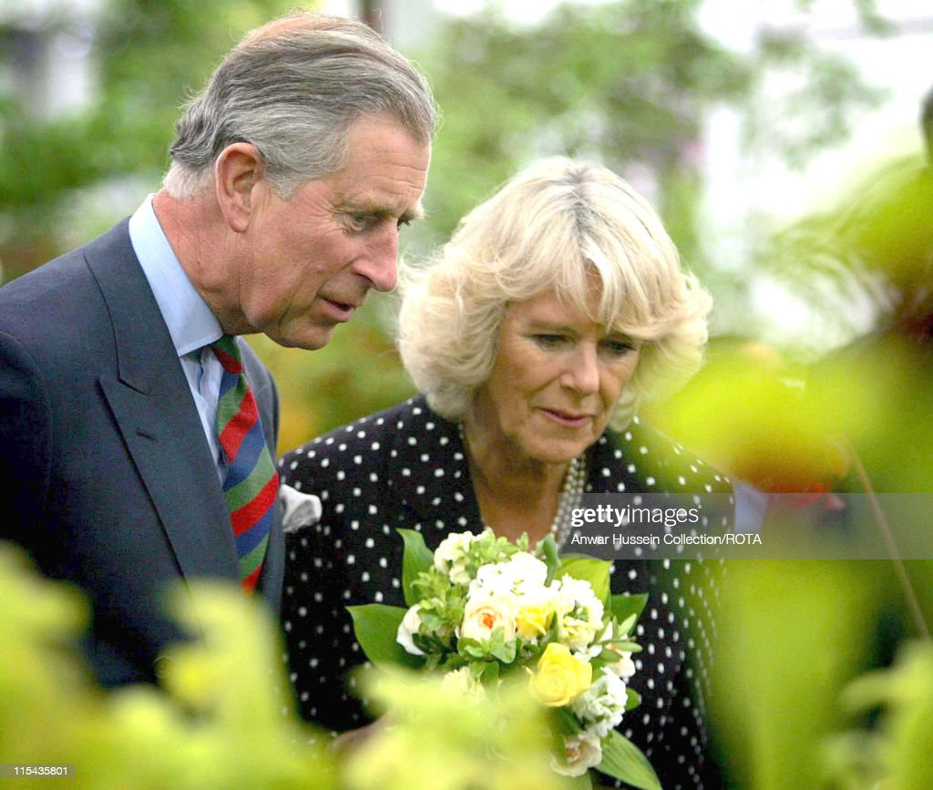 Camilla, Duchess of Cornwall and Prince Charles. Prince of Wales
