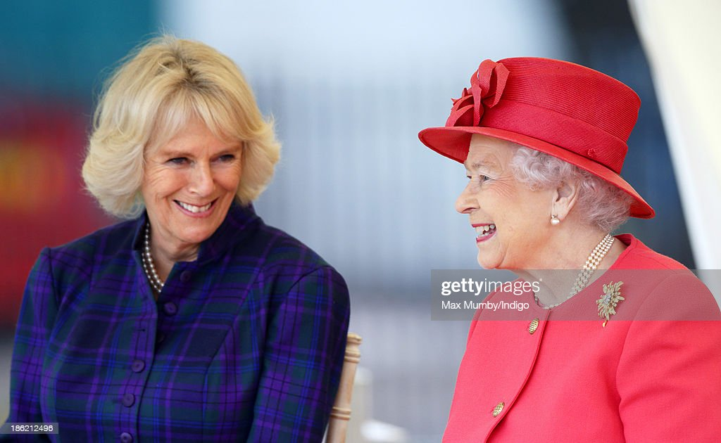 The Queen And Duchess Of Cornwall Visit Ebony Horse Club And Community Riding Centre, Brixton