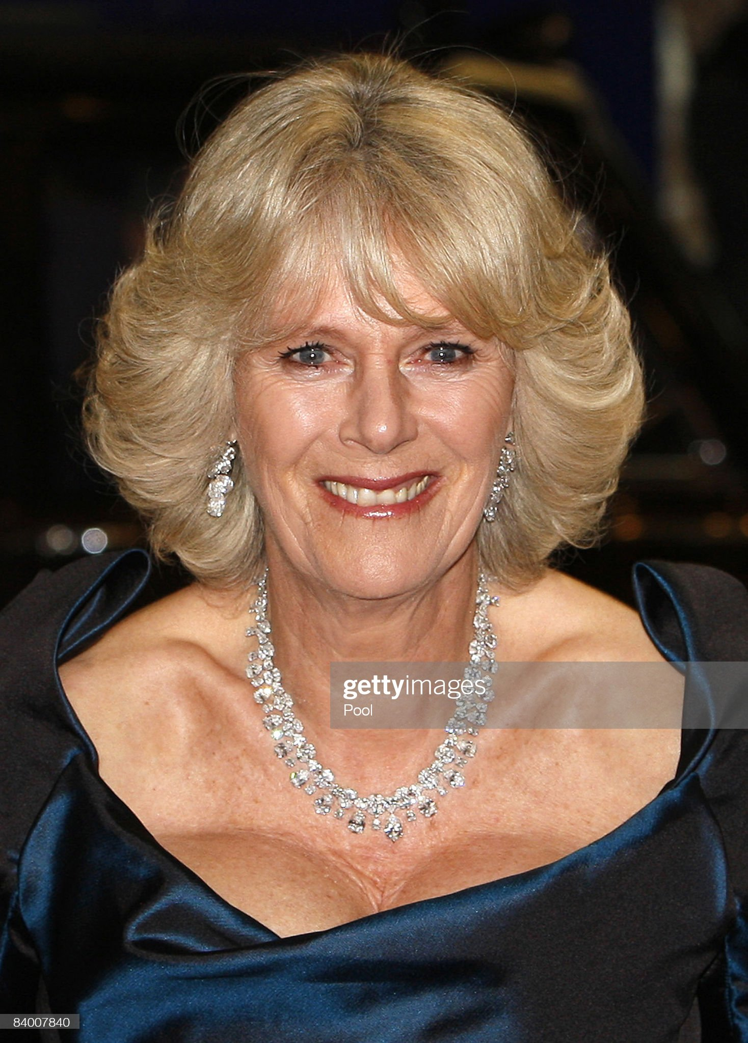 Prince Charles And Camilla Attend Royal Variety Performance : News Photo
