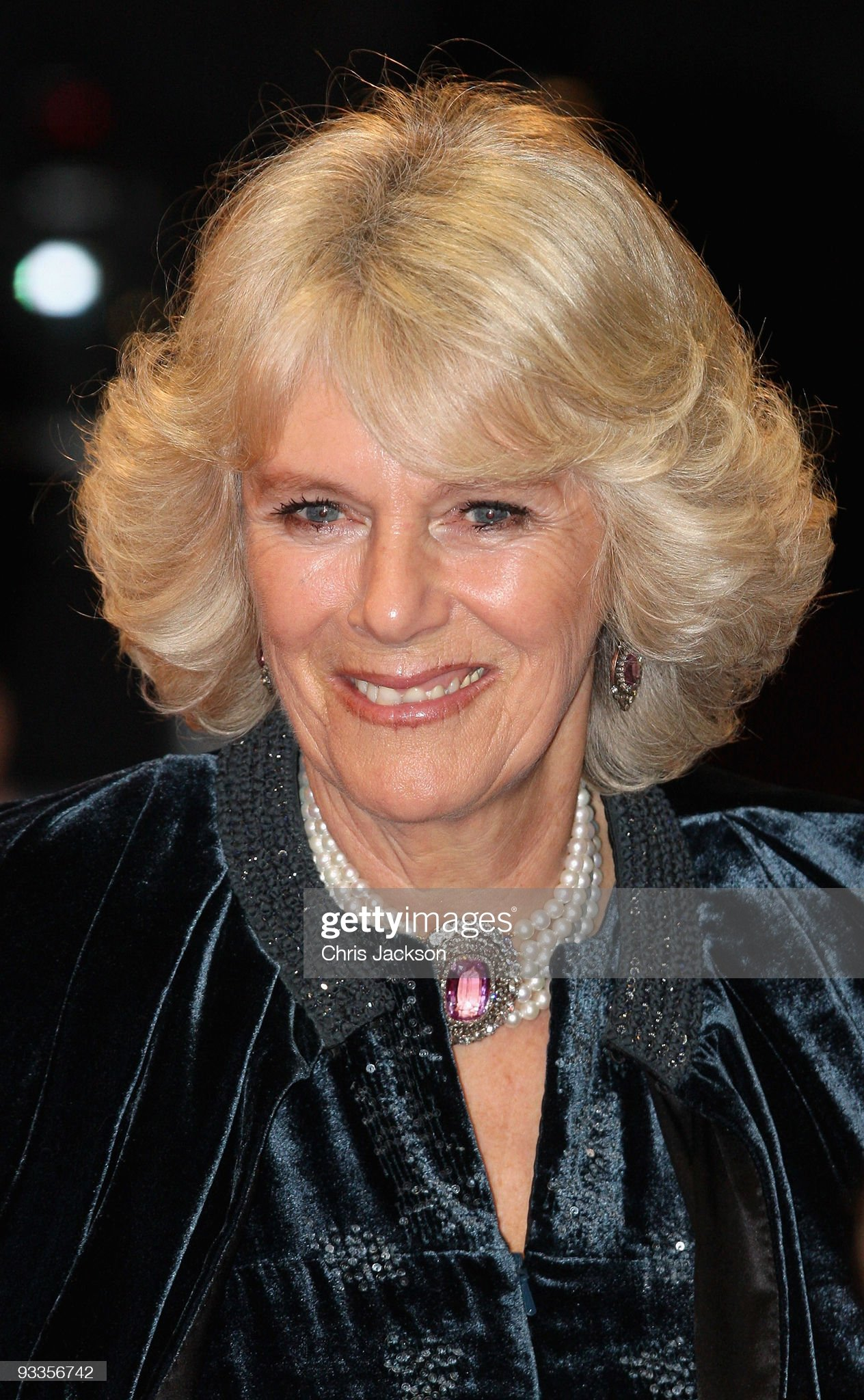 Charity Royal Film Performance 2009: The Lovely Bones - Outside Arrivals : News Photo
