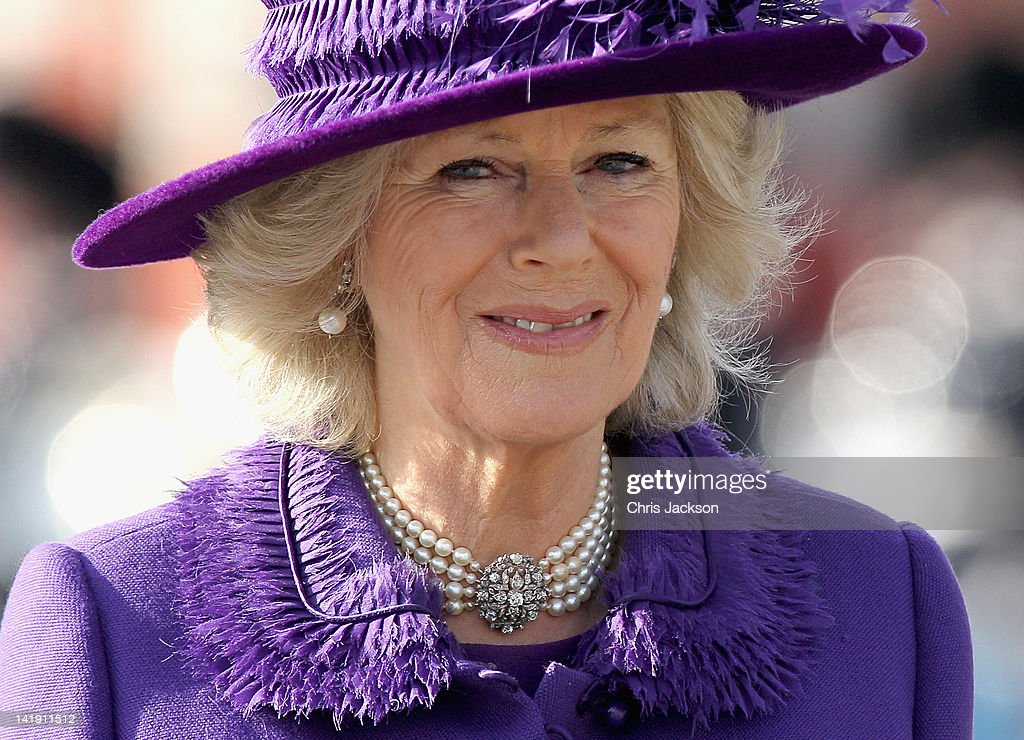 Camilla, Duchess of Cornwall arrives at the National Memorial on March 26, 2012 in Copenhagen, Denmark. Prince Charles, Prince of Wales and Camilla, Duchess of Cornwall are on a Diamond Jubilee tour of Scandinavia that takes in Norway, Sweden and Denmark.