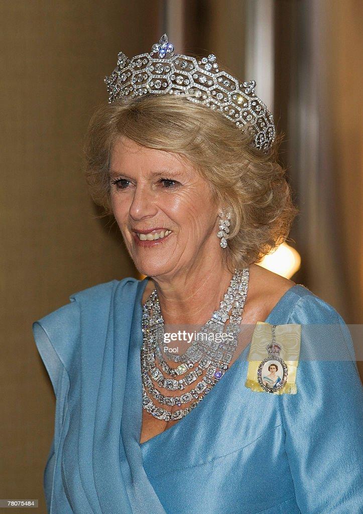 Royal Trip: Commonwealth Heads Of Government Meeting: Uganda - Day 3 : News Photo