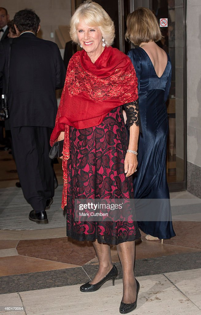 The Duchess Of Cornwall Presents The 2015 Man Booker Prize : News Photo