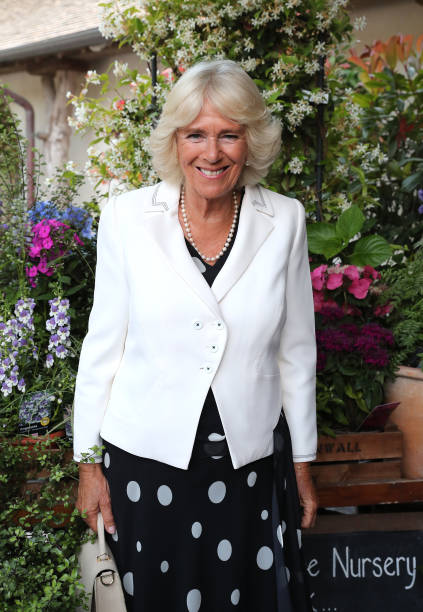 GBR: The Prince Of Wales & Duchess Of Cornwall Visit Devon & Cornwall - Day 2