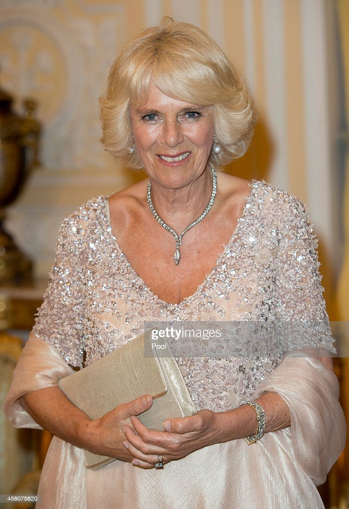 Prince Charles, Prince Of Wales And Camilla, Duchess Of Cornwall Visit Colombia - Day 2 : News Photo