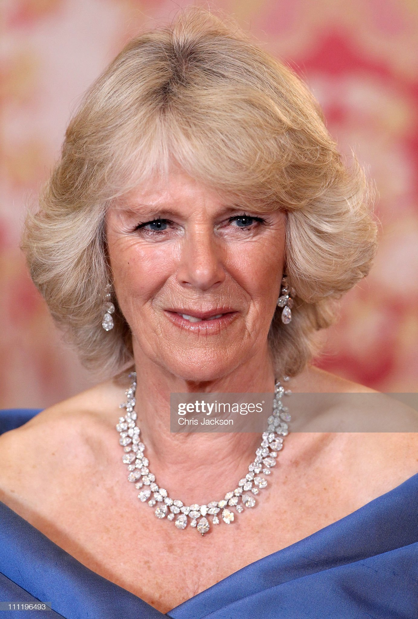 Spanish Royals and Prince Charles & Duchess of Cornwall Gala Dinner : News Photo