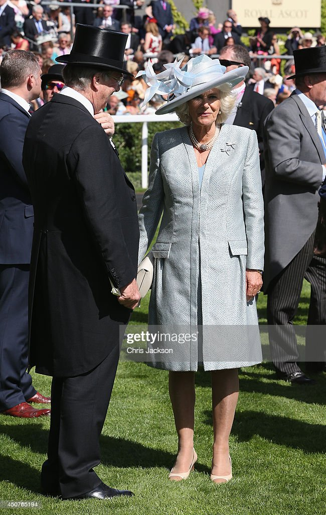 Royal Ascot 2014 Day One : News Photo