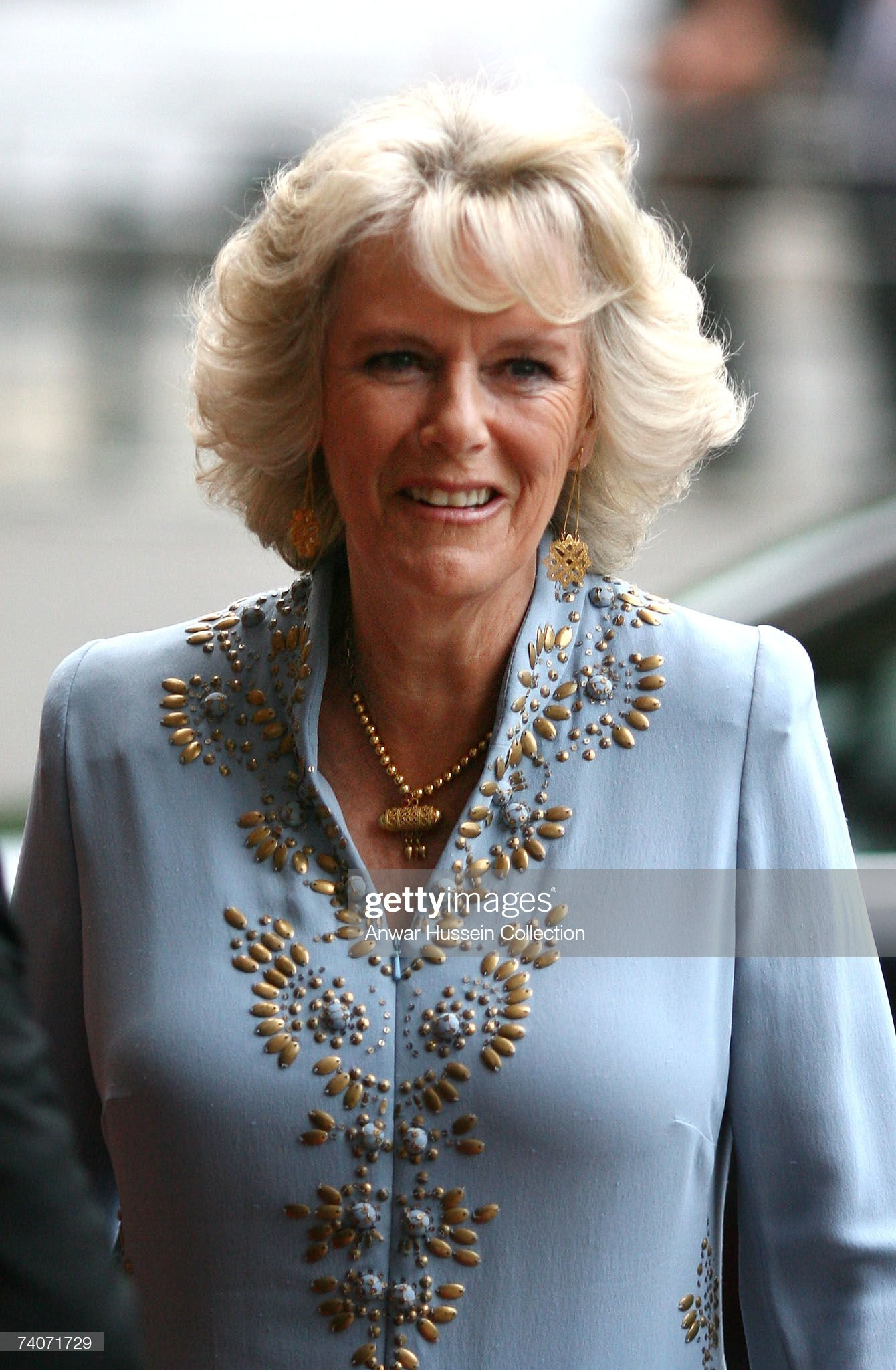 Camilla Attends Classical Brit Awards At The Royal Albert Hall : News Photo