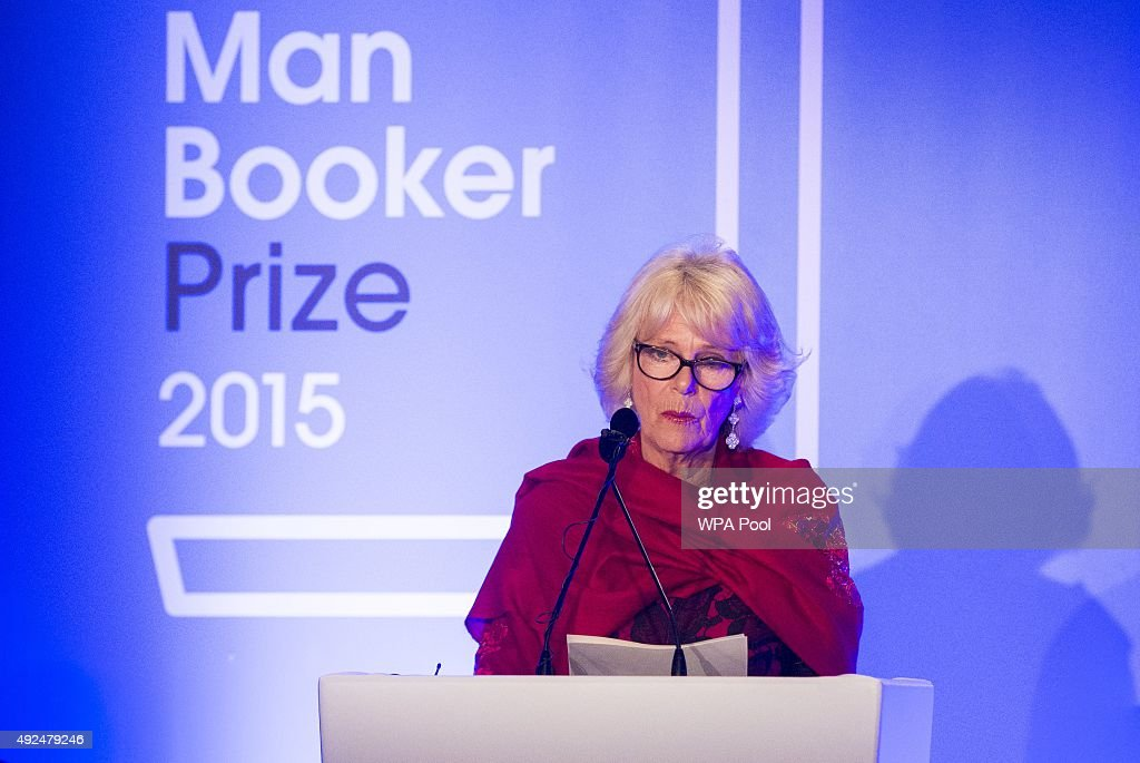 The Man Booker Prize Presention : News Photo