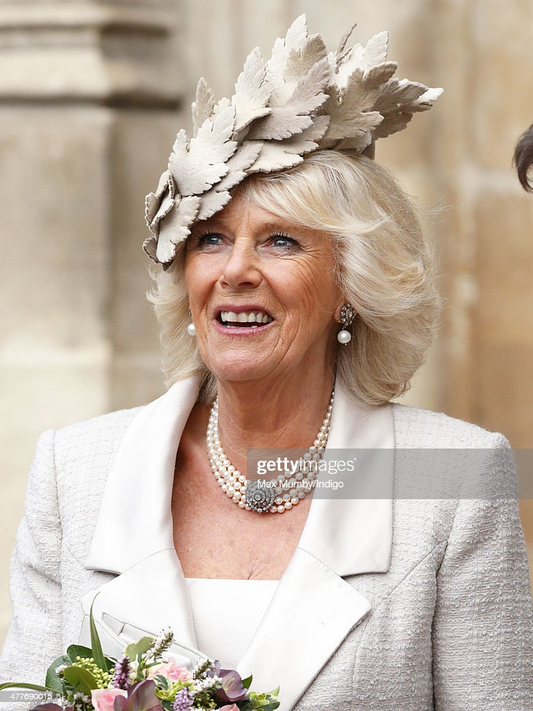 Commonwealth Observance At Westminster Abbey : News Photo