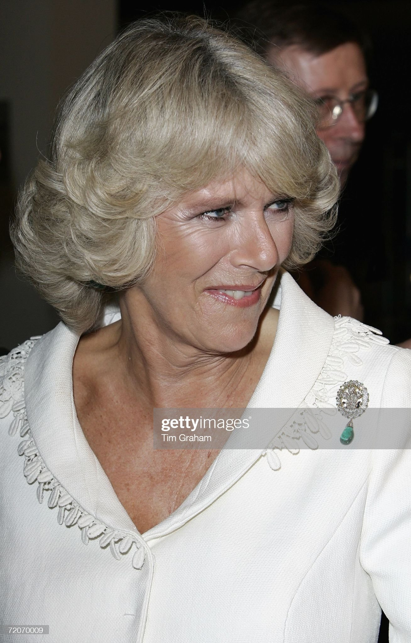 Duchess of Cornwall Attends Film Premiere : News Photo