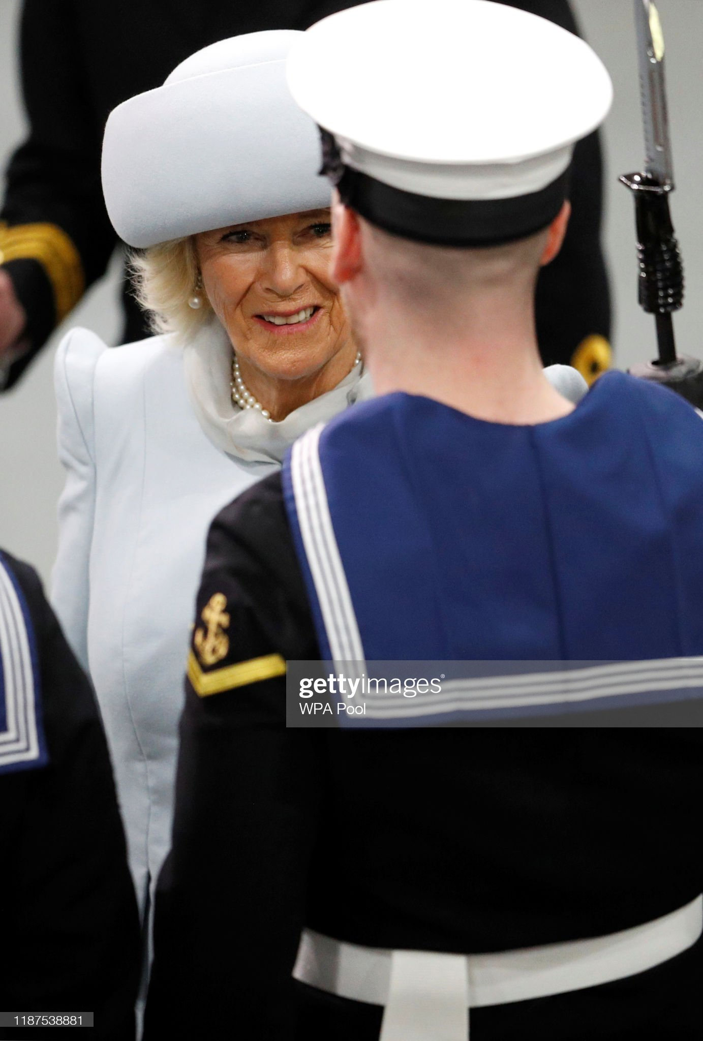 camilla-duchess-of-cornwall-attends-the-official-commissioning-of-picture-id1187538881