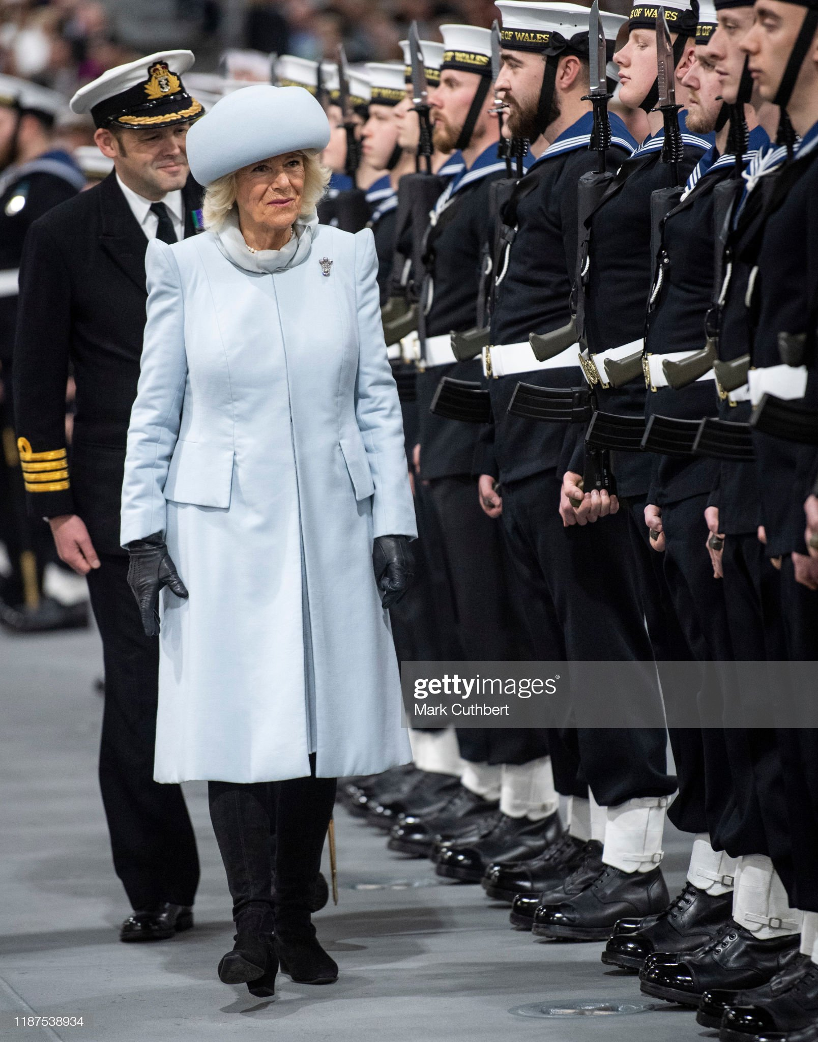 camilla-duchess-of-cornwall-attends-the-official-commissioning-of-picture-id1187538934