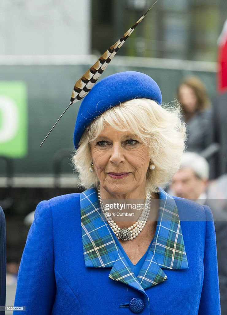 The Prince Of Wales And The Duchess Of Cornwall Visit Canada - Day 2 : News Photo