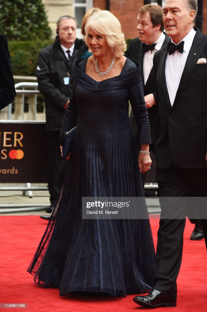 The Olivier Awards 2019 with Mastercard - VIP Arrivals : News Photo