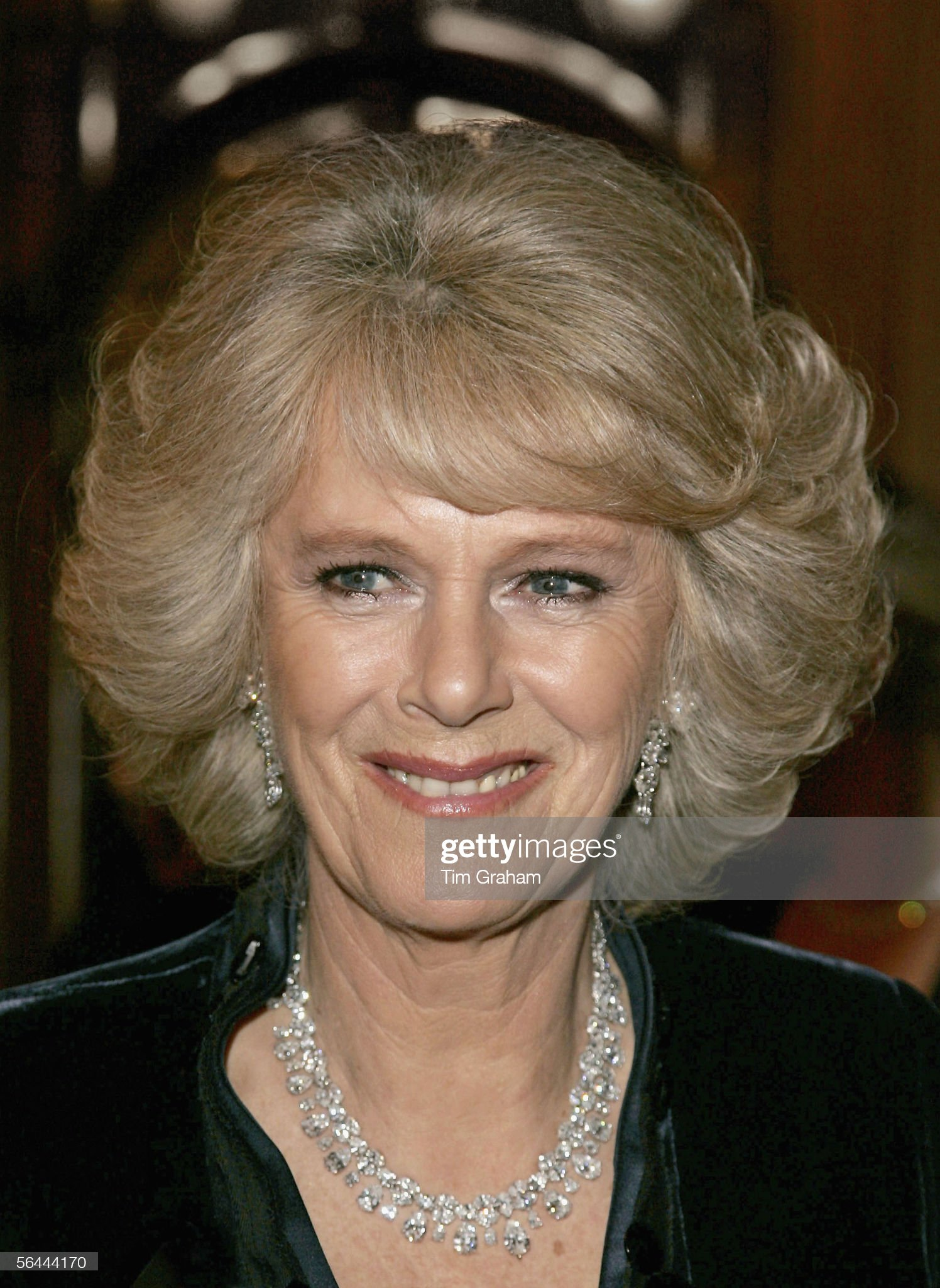 Duchess of Cornwall At Madame Butterfly Performance : News Photo