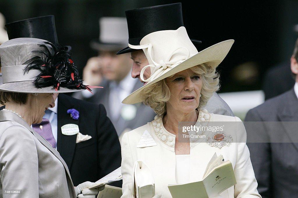 Royal Ascot Races - Day Two : News Photo