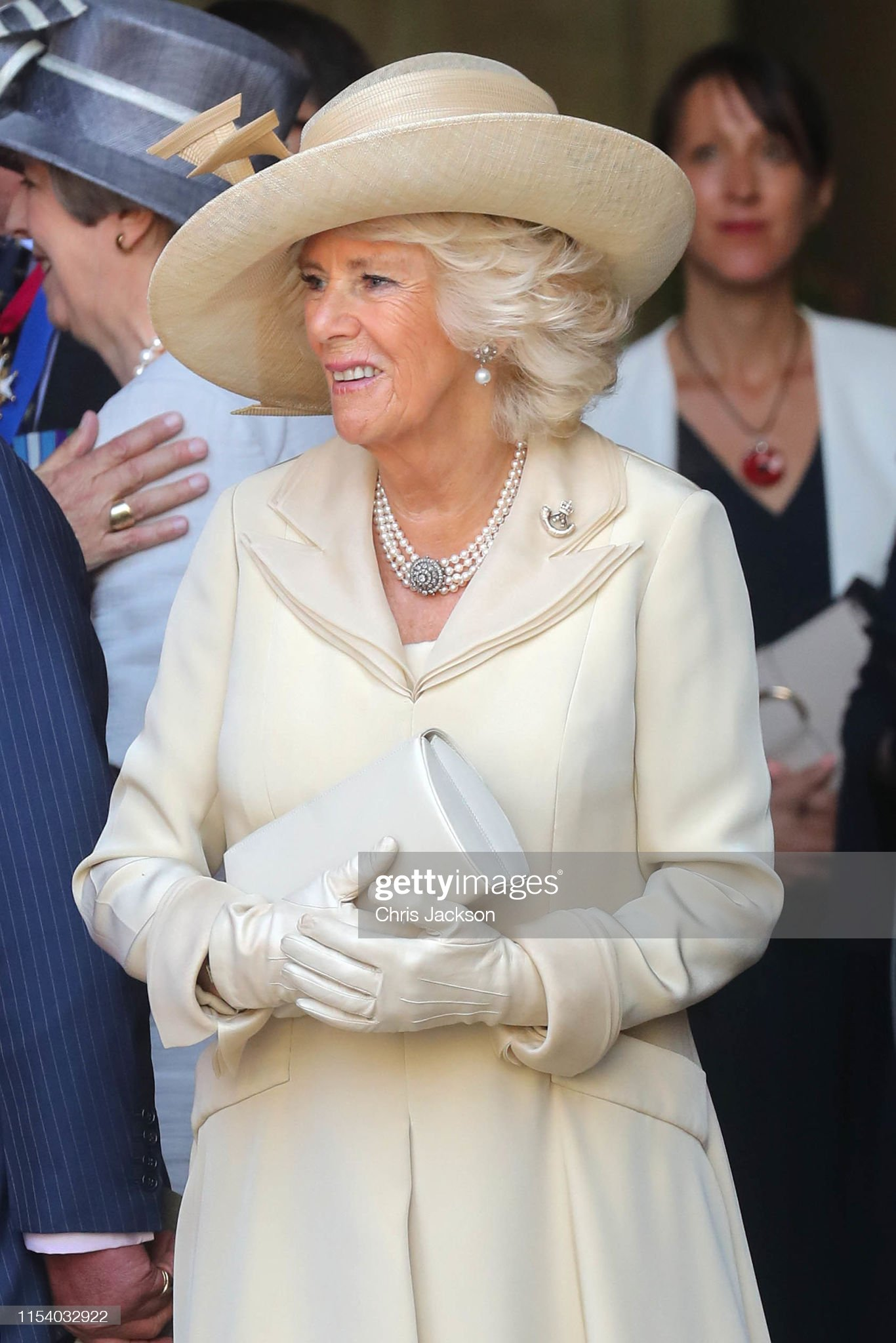 camilla-duchess-of-cornwall-departs-bayeux-cathedral-on-june-06-2019-picture-id1154032922