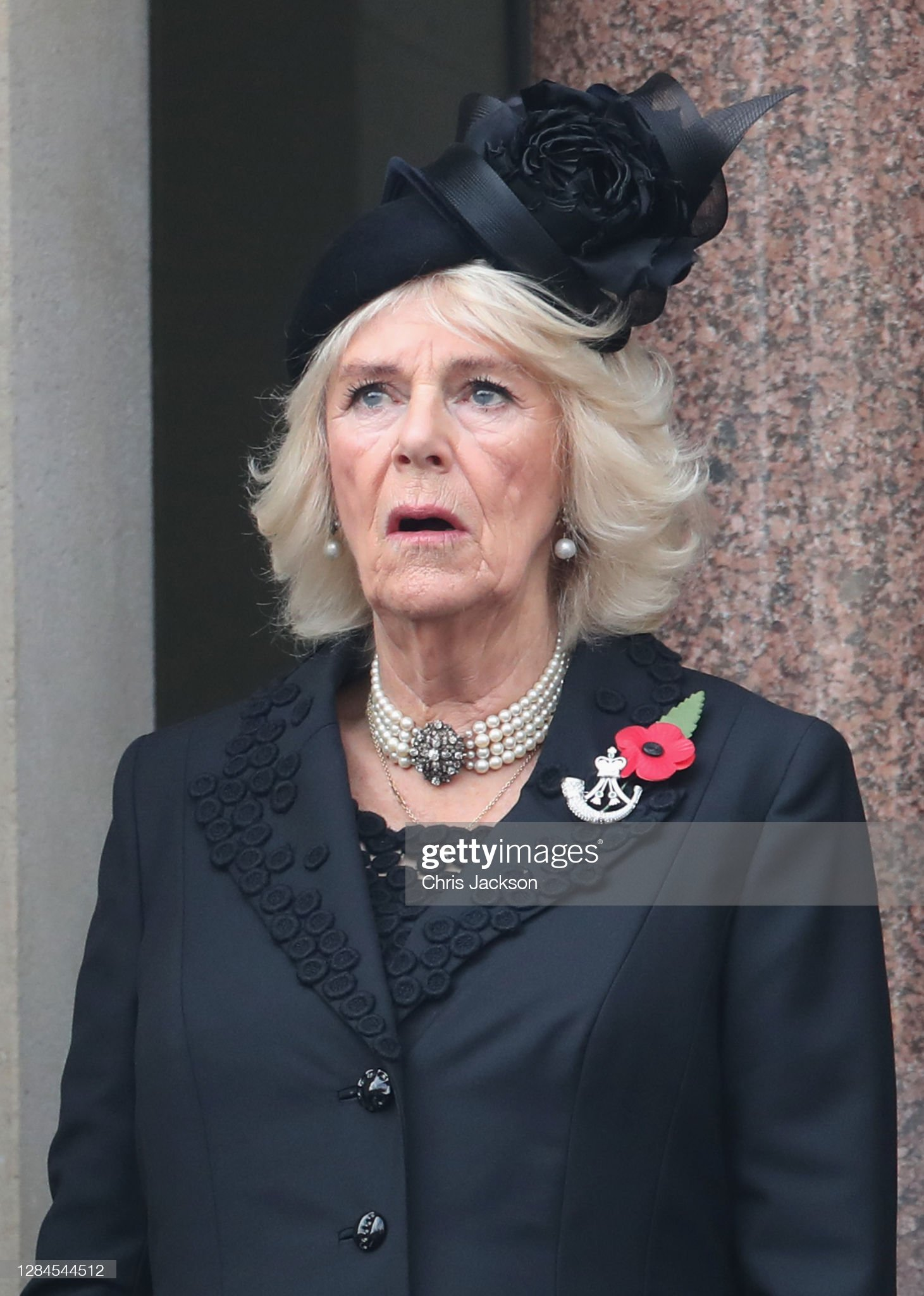 https://media.gettyimages.com/photos/camilla-duchess-of-cornwall-during-the-national-service-of-at-the-picture-id1284544512?s=2048x2048