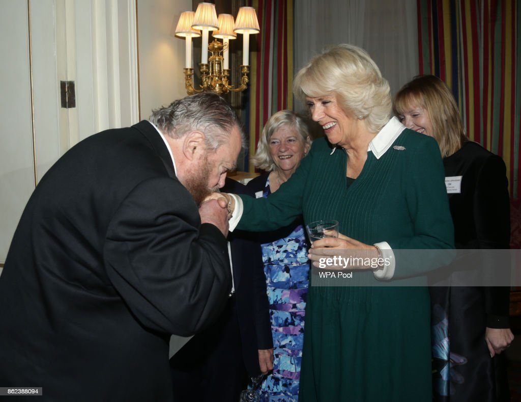 The Duchess Of Cornwall Hosts Reception At Clarence House : News Photo