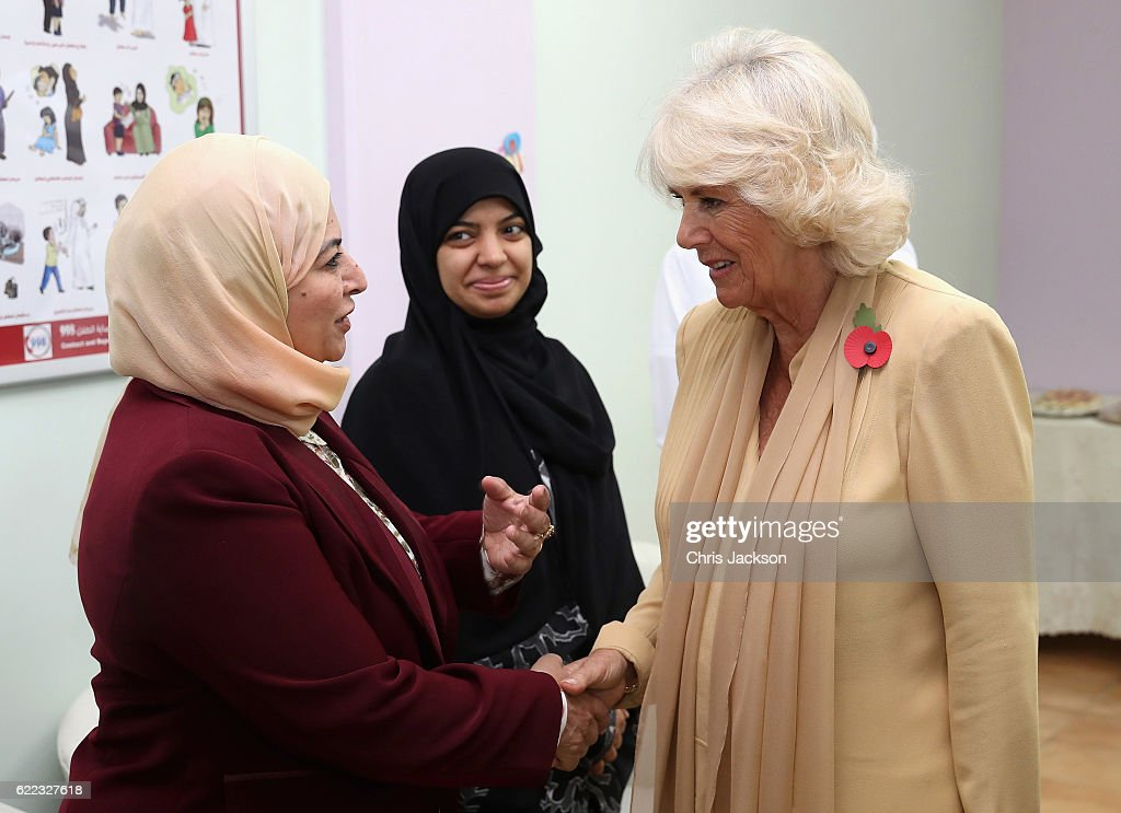 The Prince Of Wales And The Duchess Of Cornwall Tour Bahrain - Day 4 : News Photo