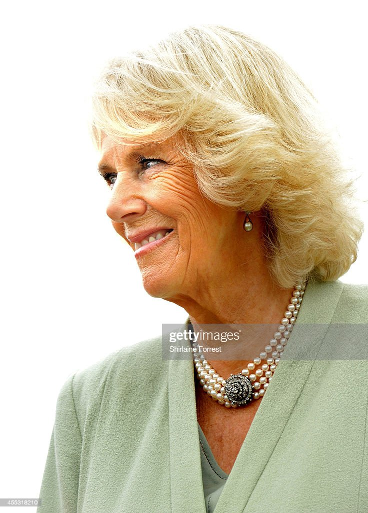 The Prince Of Wales & Duchess Of Cornwall Open The Haygarth Building At The Countess Of Chester Hospital, Chester : News Photo