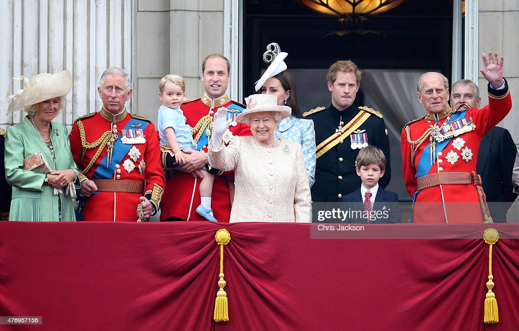 Trooping The Colour : Photo d'actualité