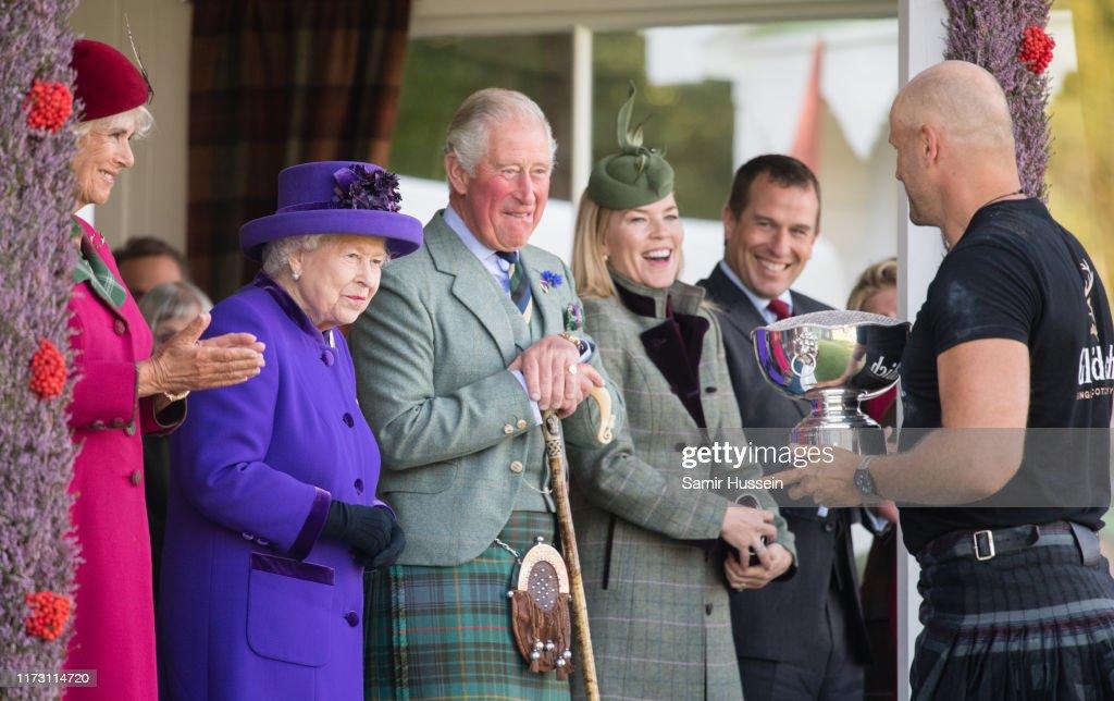 The 2019 Braemar Highland Games : News Photo