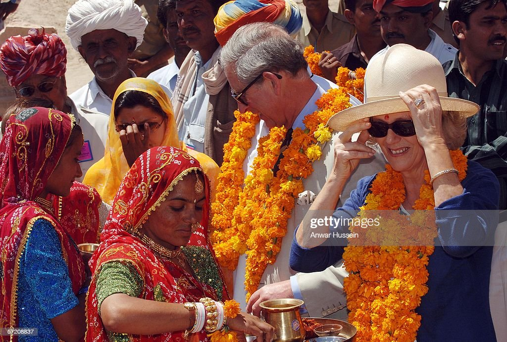 Charles & Camilla In India: Day 10 : News Photo