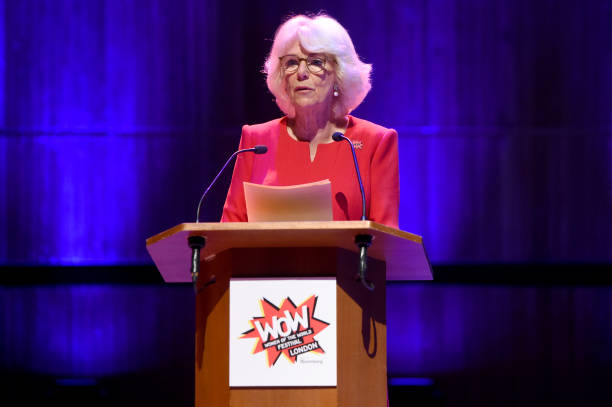 GBR: The Duchess Of Cornwall Attends The WOW Women Of The World Festival