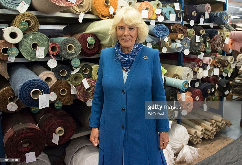 The Prince Of Wales And Duchess Of Cornwall Visit Ireland : News Photo