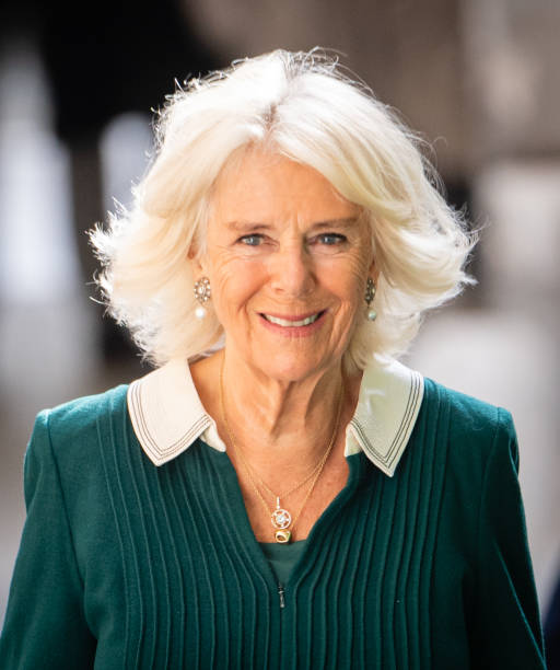 GBR: The Duchess Of Cornwall Visits Maggie's Barts