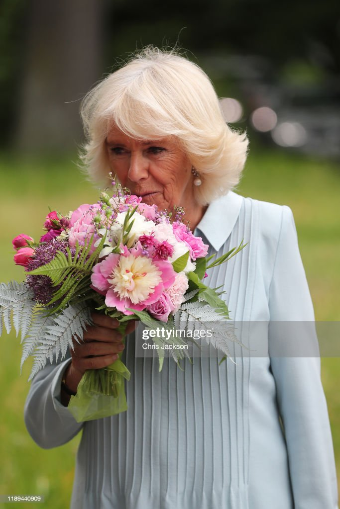 The Prince of Wales & Duchess Of Cornwall Visit New Zealand - Day 7 : News Photo