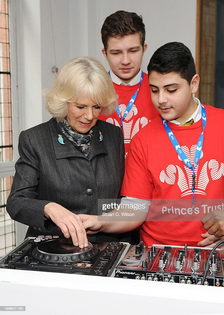 The Prince Of Wales And Duchess Of Cornwall Celebrate Radio : News Photo