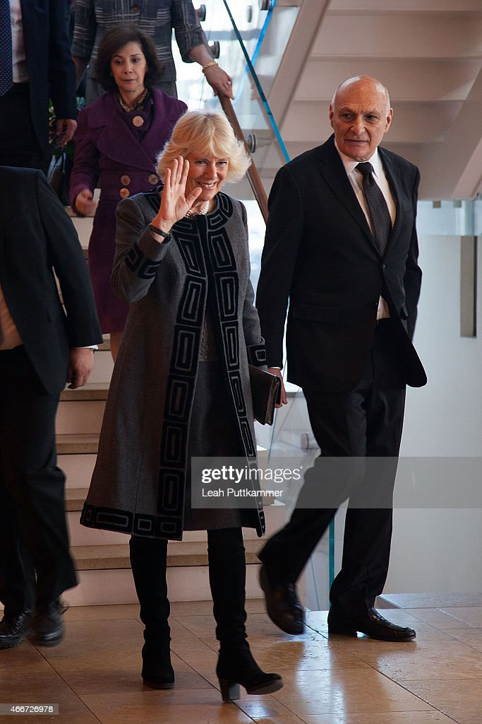 The Prince Of Wales And The Duchess Of Cornwall Visit Washington, DC - March 18, 2015 : News Photo