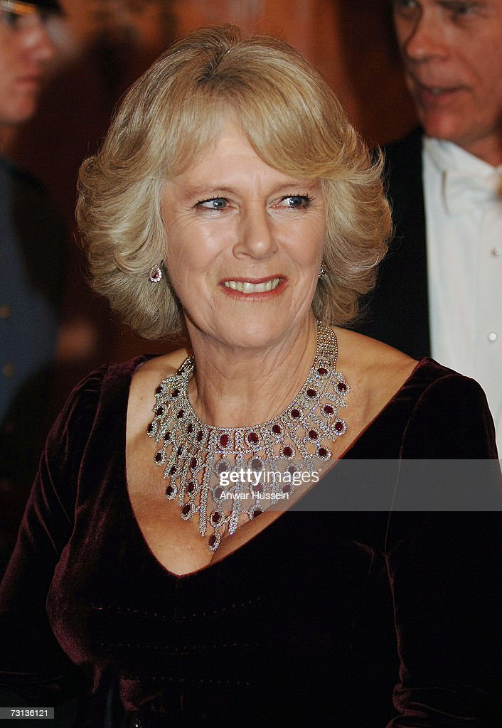 Charles And Camilla Visit USA : News Photo