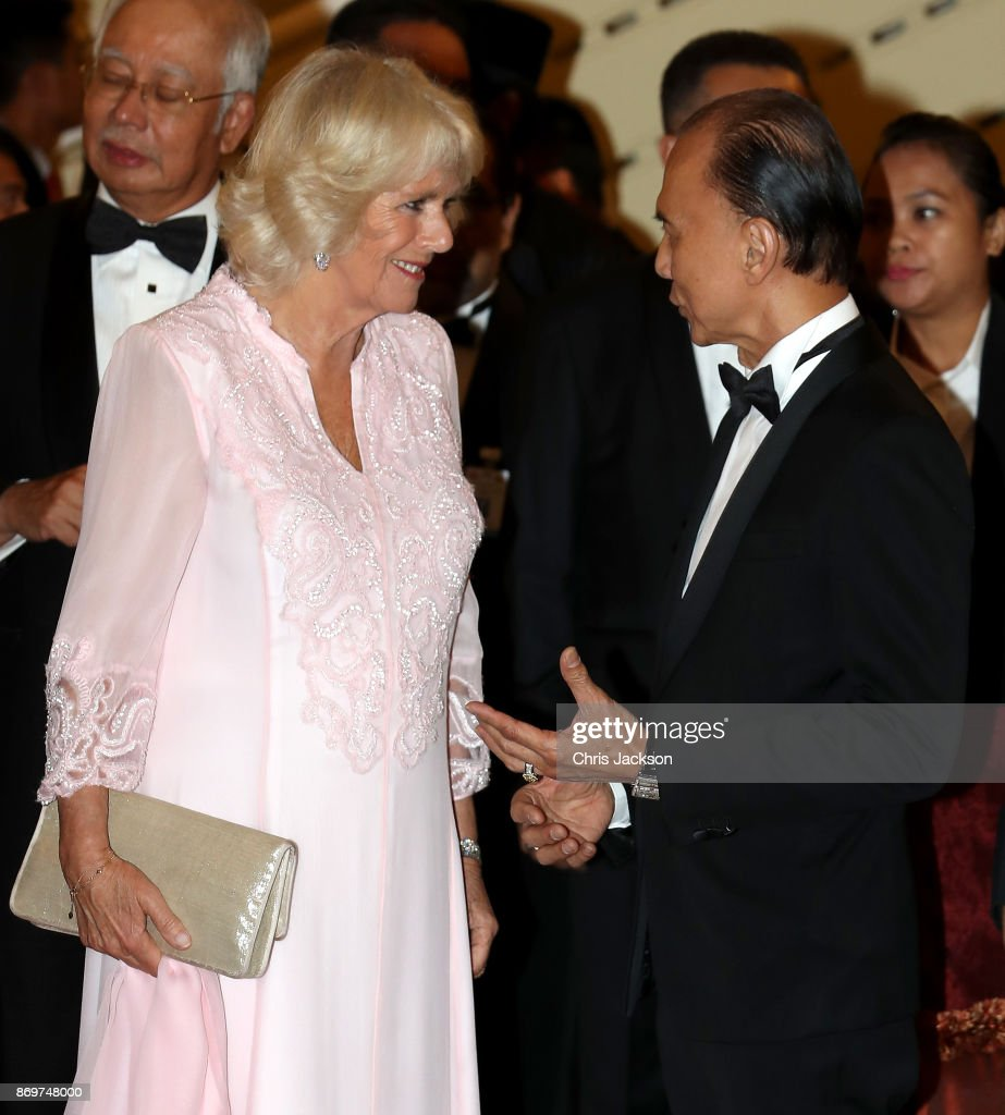 e65826180f1 The Prince Of Wales   Duchess Of Cornwall Visit Singapore
