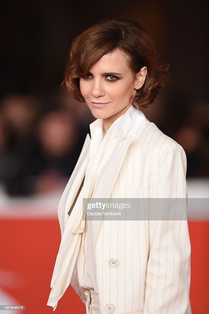 Camilla Filippi attends the 'A Most Wanted Man' red carpet during the 9th Rome Film Festival at Auditorium Parco Della Musica on October 25, 2014 in Rome, Italy.