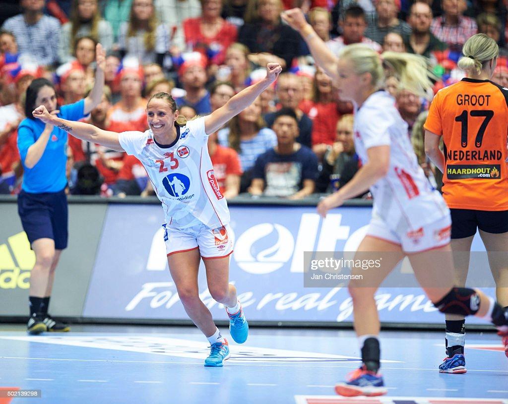 Netherlands v Norway - 22nd IHF Women's Handball World Championship, Gold Medal Match