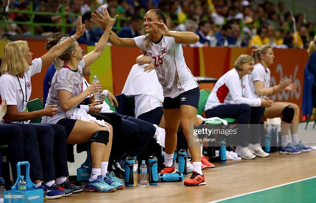 Handball - Olympics: Day 11