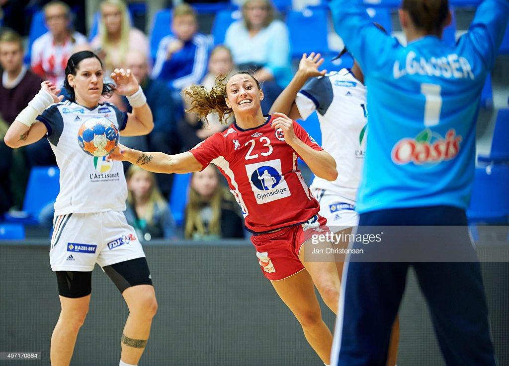 Norway v France: Golden League