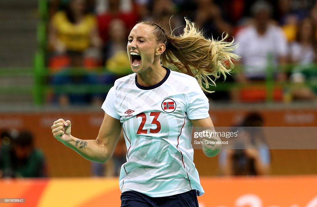 Handball - Olympics: Day 13