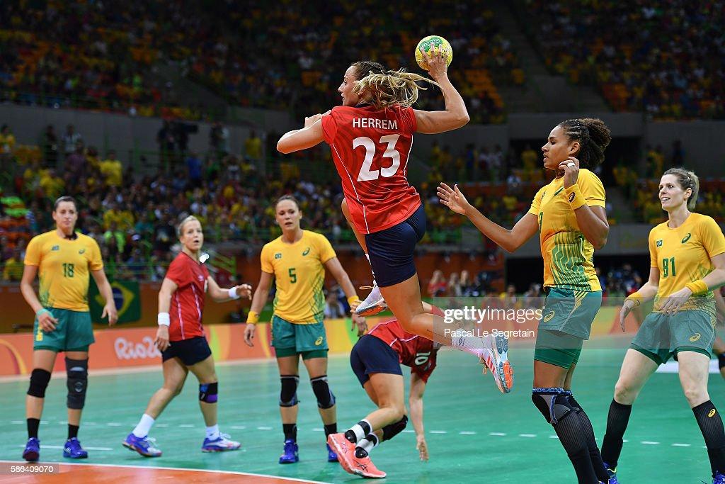 Handball - Olympics: Day 1