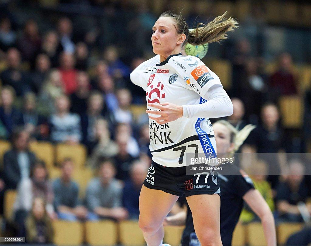 Copenhagen Handball v Team Tvis Holstebro - Danish Primo Tours Dameligaen