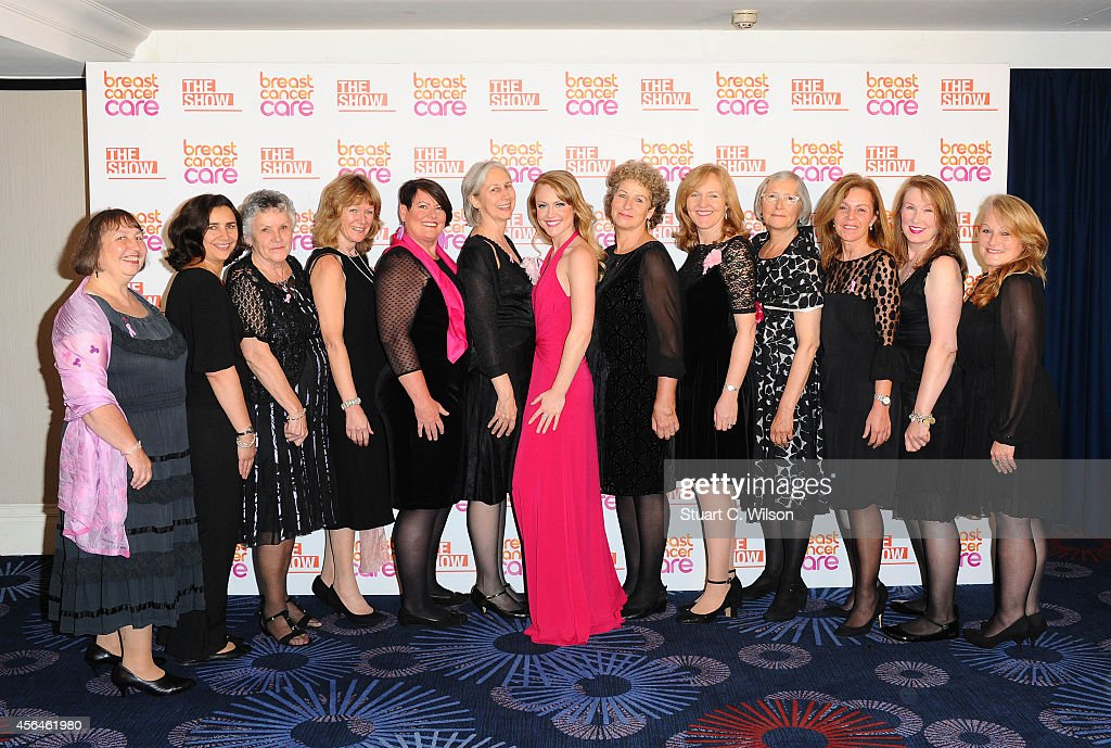 Breast Cancer Care's London Fashion Show 2014 : News Photo