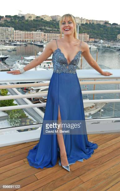 Camilla Kerslake attends a charity gala evening and performance of the play 'A LifeLong Pas' in honour of Rudolf Nureyev and Dame Margot Fonteyn held...