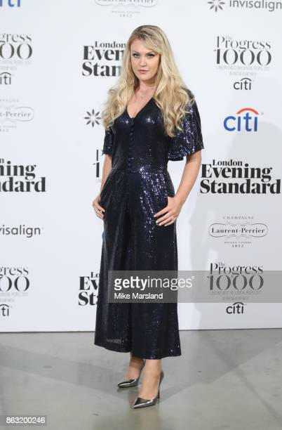 Camilla Kerslake attends London Evening Standard's Progress 1000 London's Most Influential People event at on October 19 2017 in London England