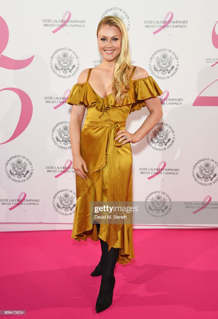25th Anniversary Of The Breast Cancer Campaign