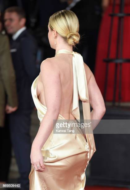 Camilla Kerslake attends the 'Murder On The Orient Express' World Premiere at Royal Albert Hall on November 2 2017 in London England